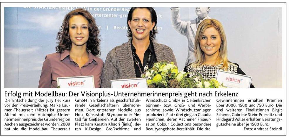 Entscheidung IHK Aachen Visionplus