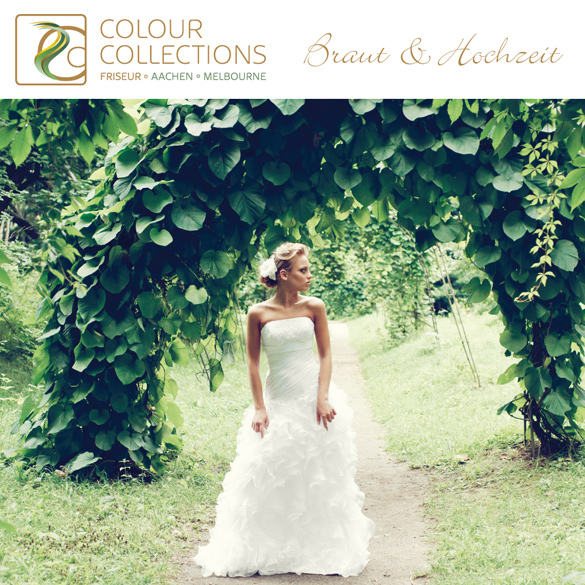 Braut und Hochzeit