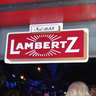 Lambertz Monday Night Schoko-Party